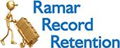 Ramar Record Retention Logo
