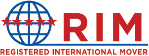Registered International Mover